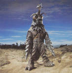 Megalon by Godzilla2137