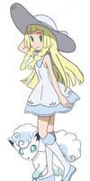 Pokemon Lillie