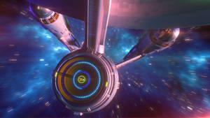 Reimagined MKF Connie Enterprise NCC-1701