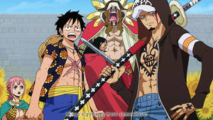 The 4th Level - One Piece 757