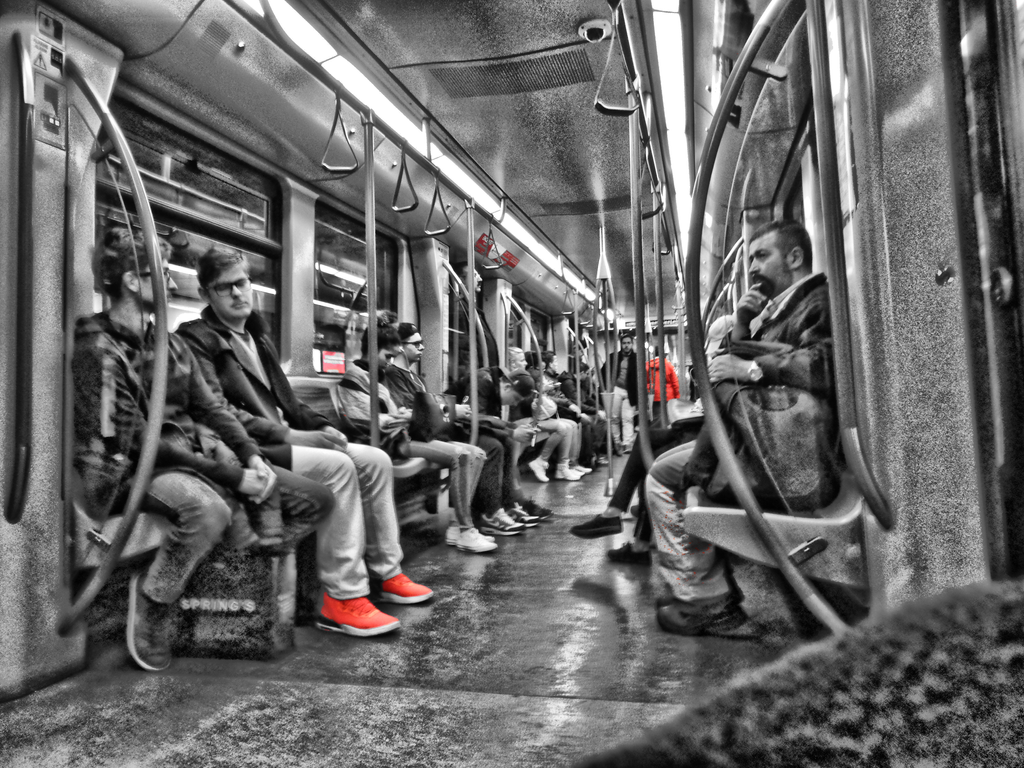 Metro lifes by FrankHinley
