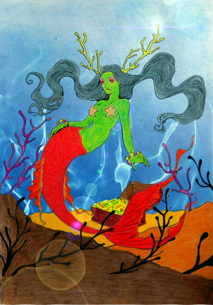 Sirene Mac by FrankHinley