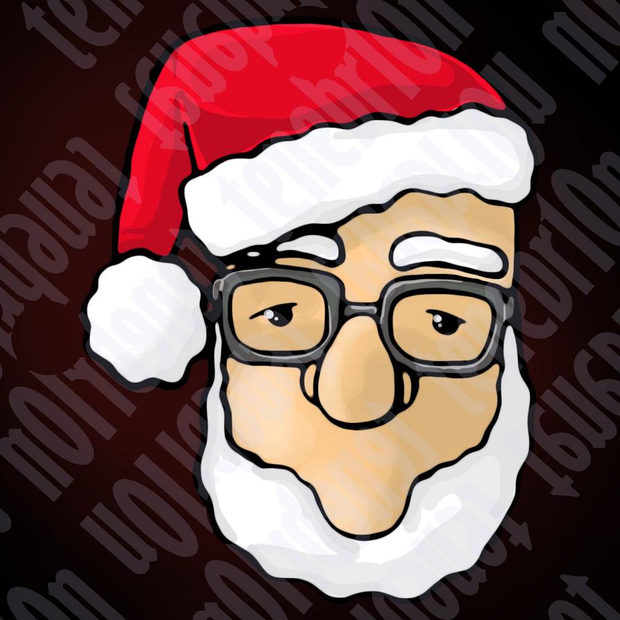 Santa Sotus (Twitch Emote) by Tenebrion95