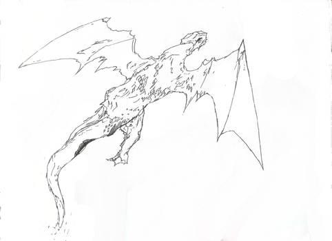 Wyvernyish Dragon