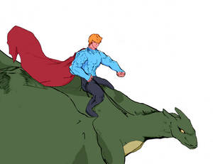 IHE The Dragon Rider