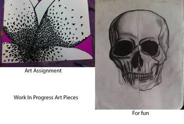 Art Pieces WIP
