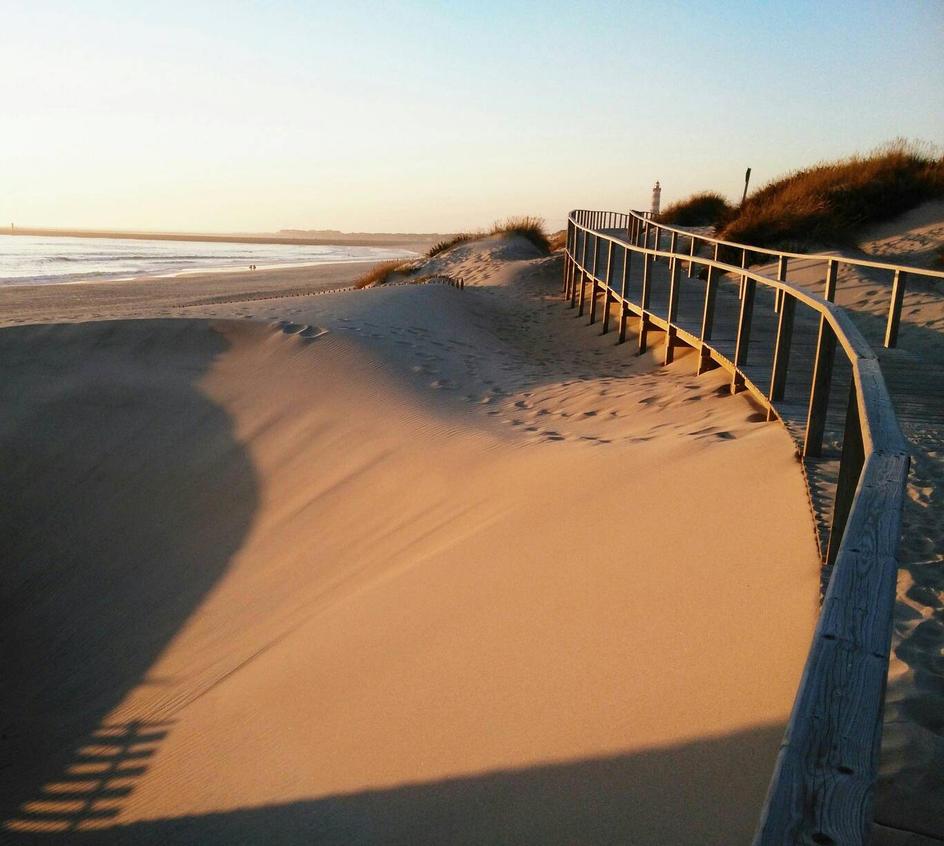Sand by Vortumnus