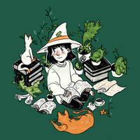 witchsona by AimeeLouu