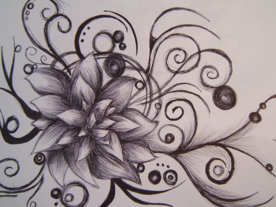 Lotus flower by firstykylling on deviantart lotus flower by firstykylling mightylinksfo