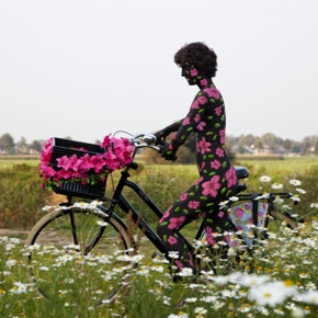 Folwer-girl by amitbar