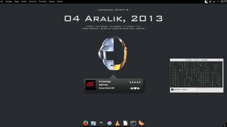 Kubuntu 13.10 by TaylanTatli