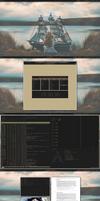 Yet another bspwm desktop by TaylanTatli