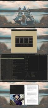 Yet another bspwm desktop
