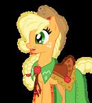 Applejack's Gala Vector