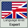 [FLAG STAMP] AmE/BrE Language Level (EXPERT) by The-22nd-Letter