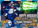 Happy Hanukka from Neo-Israel