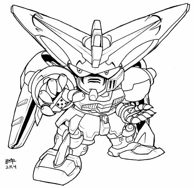 The 20 Best Ideas for Gundam Coloring Pages - Best ...