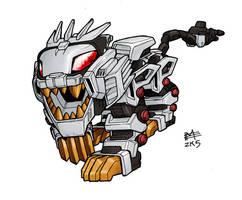 SD Liger Zero by Mintyrobo
