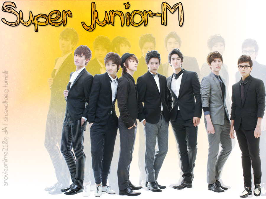 Super JuniorM Wallpaper by snovieanime210 on DeviantArt