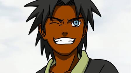 Young Ryuken by xicor101
