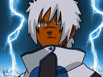 Naruto OC:Test by xicor101