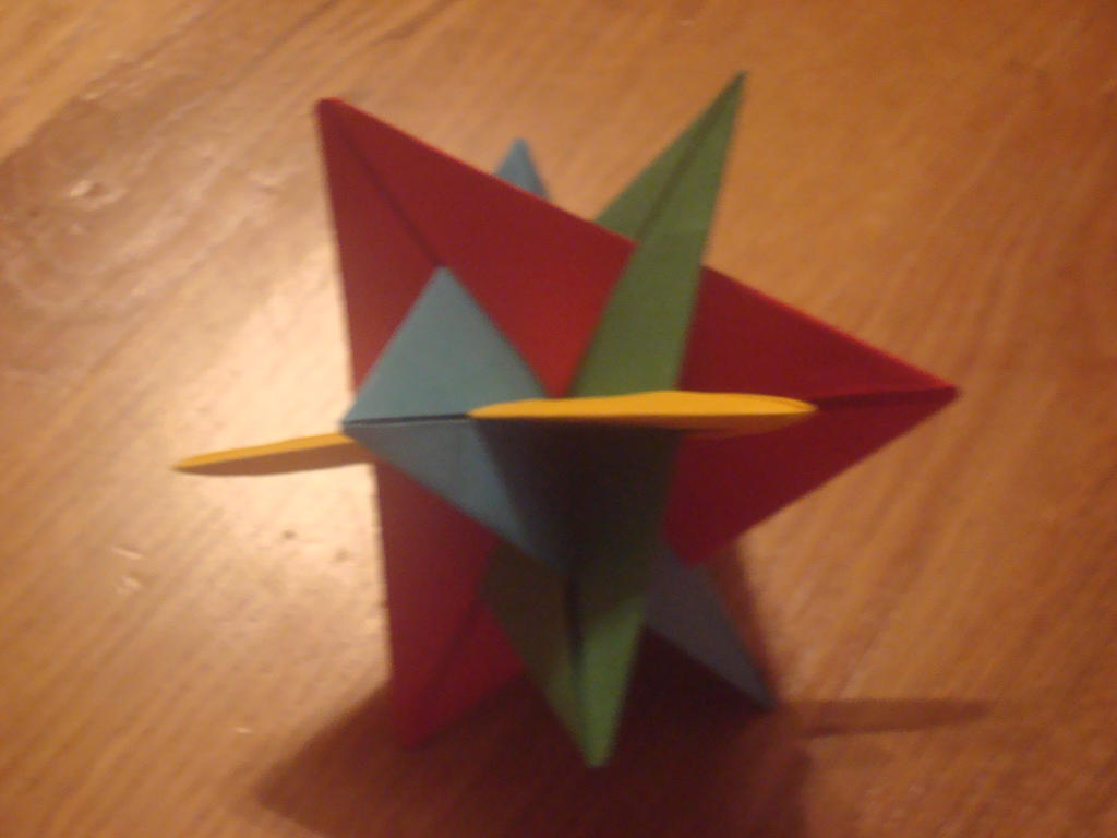 XYZ triangles by MasonAndAGhast