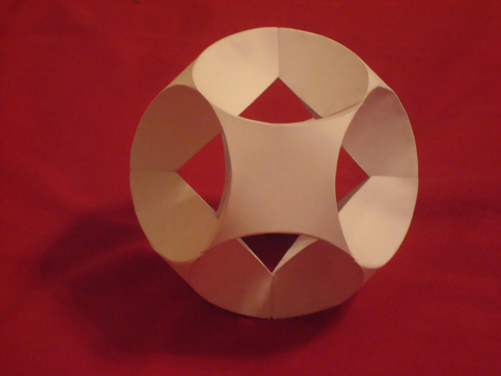 Origami Jump by MasonAndAGhast