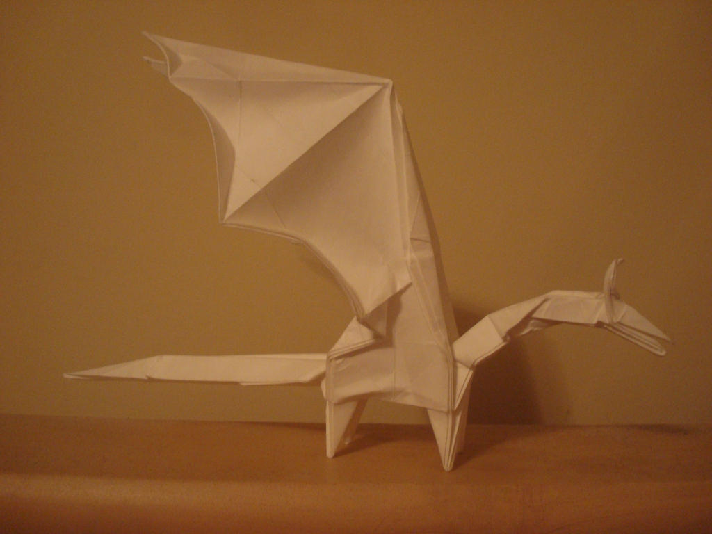 Origami Artic WIP by MasonAndAGhast