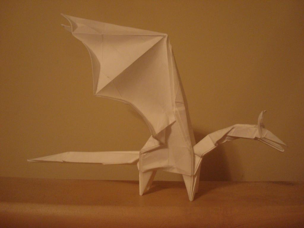 Origami Artic WIP by MasonAndAGhast