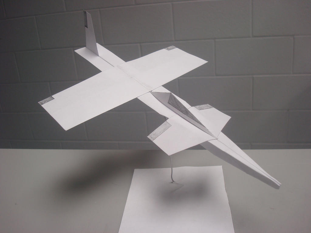 Paper Planes #3 by MasonAndAGhast