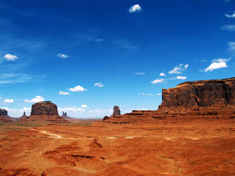 -Monument Valley 2.- by Jarkheld