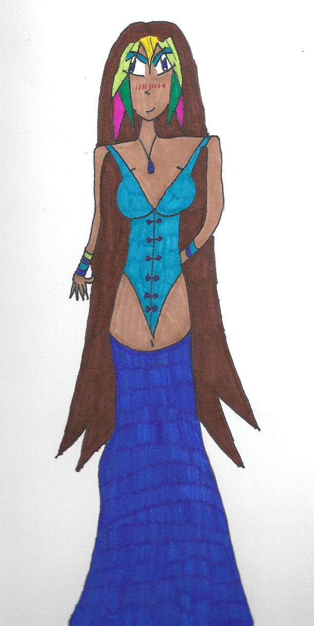 blue by Cheria1992