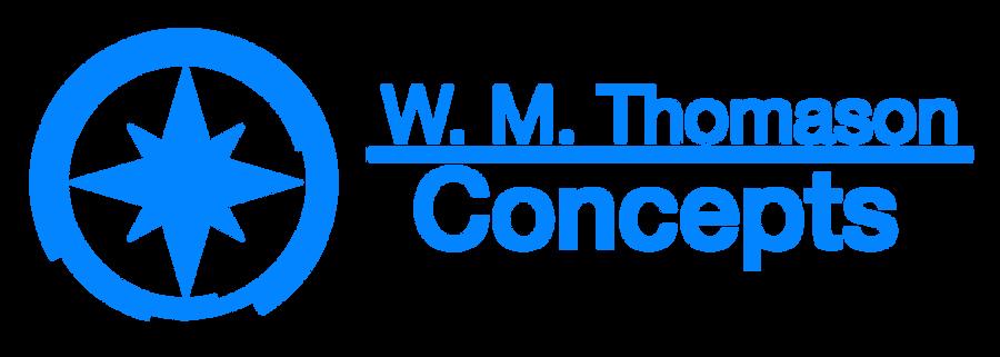 W M Thomason Concepts Logo