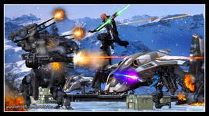 Level 3 Boss Fight - Escape from Belsavis