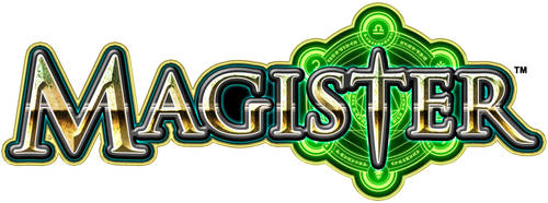 Magister Logo by NewPlanComics