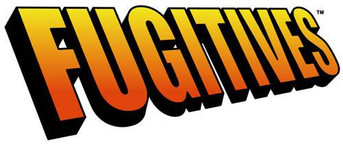 Fugitives Logo by NewPlanComics