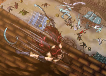Dragon Age - Idaris's Messenger by NewPlanComics