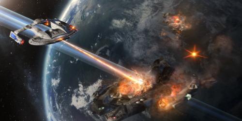 Star Trek: Kusanagi by NewPlanComics