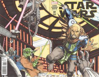 Star Wars Thomas Zhaan Cover
