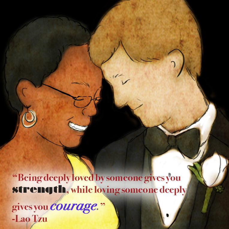 Courage To Love: The Courage To Love By ChocolateQuill On DeviantArt