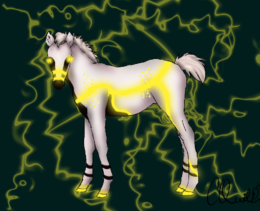 4575 She's Movin Like Electric by ChocolateQuill