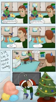 PTS: Mistletoe Madness