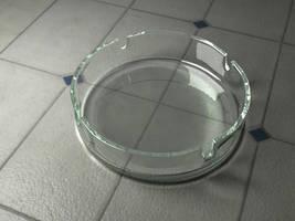 Glass Ashtray - WIP