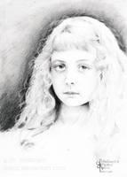 Little Queen of Mystery by artsikey