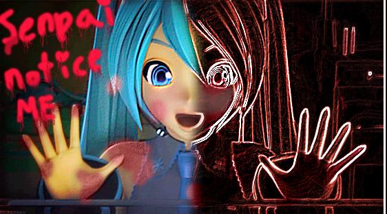 Yandere Hatsune Miku By 3girls1website