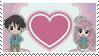 +Stamps+ TsukunexMoka by chibichibimana