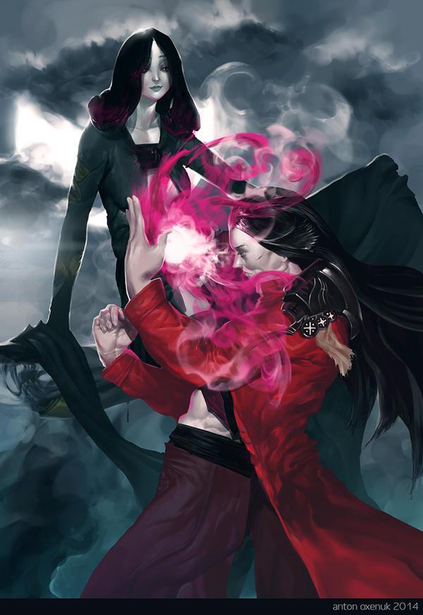 Vampyr by aoxenuk
