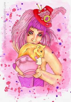 Emilie Autumn - fanart
