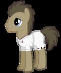EM-Pony: England - Doctor Whooves