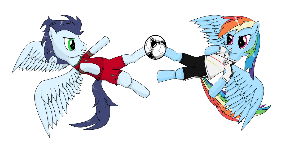 Rainbow Dash X Soarin Babies More like this. 10 comments